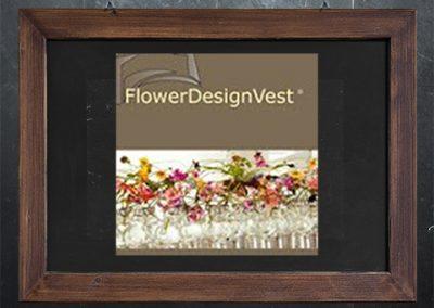 FlowerDesignVest