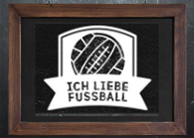 Ich liebe Fussball