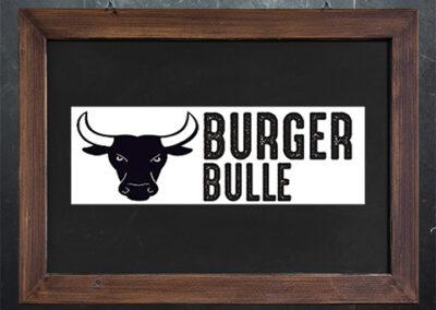 Burger Bulle