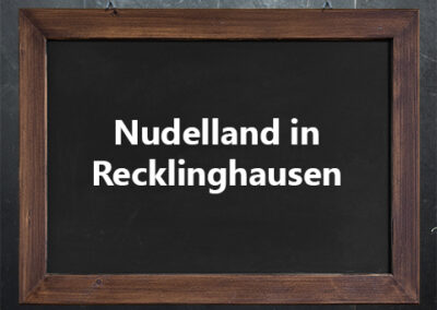 Nudelland Recklinghausen